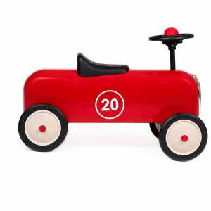 Auto Cavalcabile Vintage Baghera Racer New Red