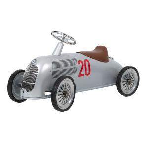 Auto Cavalcabile Vintage Baghera Rider Mercedes W25