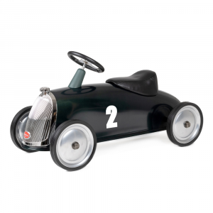 Auto Cavalcabile per Bambini Vintage Baghera Rider Gentleman