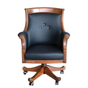 Office swivel armchair Frankie Queen