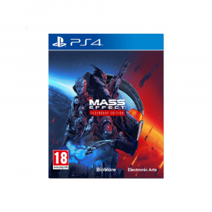 Mass Effect: Legendary Edition - NUOVO - PS4