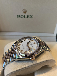 Orologio primo polso Rolex Datejust