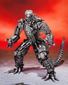 *PREORDER* Godzilla vs Kong S.H. MonsterAtrs: MECHAGODZILLA by Bandai Tamashii