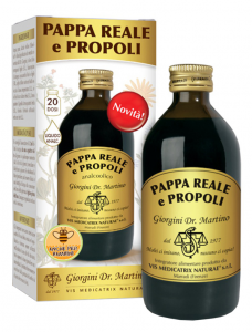 PAPPA REALE & PROPOLI ANALCOLICA