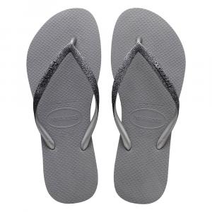 Ciabatte Havaianas Slim Sparkle Grey