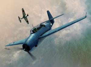Grumman TBF-1 Avenger