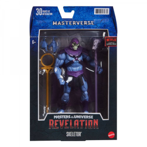 Masters of the Universe: Revelation Masterverse: SKELETOR by Mattel