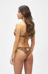 Bikini fascia e slip nodi brasiliano regolabile Frou Frou Summer Of Love Effek