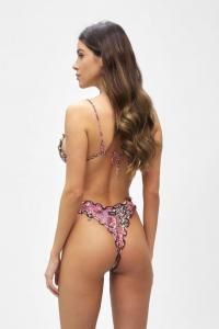Bikini Triangolo e slip americano frou frou Mantra Effek