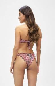 Bikini fascia e slip nodi brasiliano regolabile Frou Frou Mantra Effek