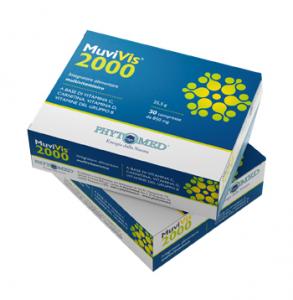 MUVIVIS 2000 30 COMPRESSE