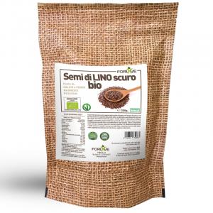 SEMI DI LINO SCURO BIO 350G