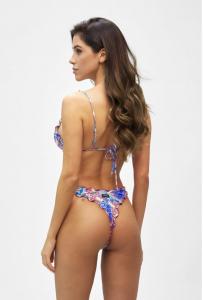 Bikini Triangolo e slip americano frou frou Venture Effek Taglia LG