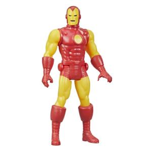 *PREORDER* Marvel Legends Retro: IRON MAN by Hasbro