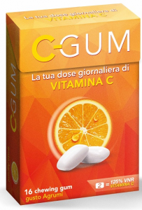 C GUM AGRUMI 18GOMME