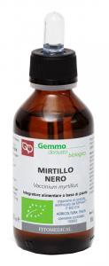 MIRTILLO NERO  BIO  MACERATO GLICERINATO
