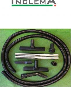 KIT tubo flessibile e Accessori Aspirapolvere e aspiraliquidi DE1025 PC ø36 (tubo diametro 32) valido per MIRKA