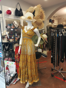 Women's dress boho chic | Bohemian style