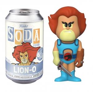 *PREORDER* Funko Vinyl SODA Figures: Thundercats LION-O