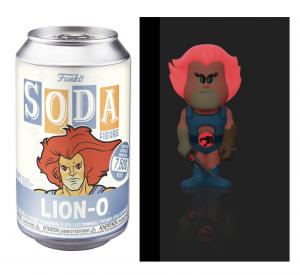 *PREORDER* Funko Vinyl SODA Figures: Thundercats LION-O Chase Limited