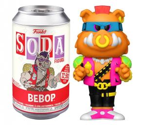 *PREORDER* Funko Vinyl SODA Figures: Teenage Mutant Ninja Turtles BEBOP Chase Limited