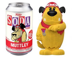 *PREORDER* Funko Vinyl SODA Figures: Hanna Barbera MUTTLEY Chase Limited