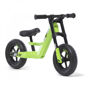 Bicicletta senza pedali Balance Bike BERG Biky Mini Green