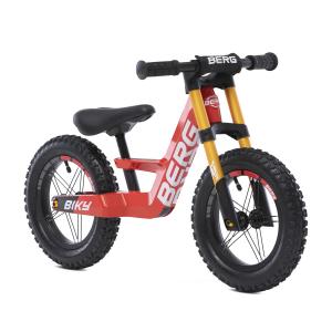 Bicicletta senza pedali Balance Bike BERG Biky Cross Red