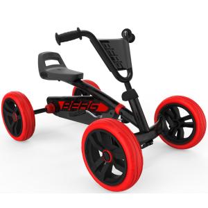 Go kart a pedali per bambini BERG Buzzy Red-Black