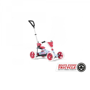 Go kart a pedali per bambini BERG Buzzy Bloom 2 in 1