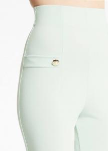Pantaloni Denny Rose in crêpe