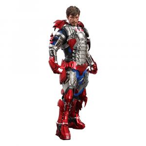 *PREORDER* Iron Man 2: TONY STARK (MARK V SUIT UP VERSION) 1/6 by Hot Toys