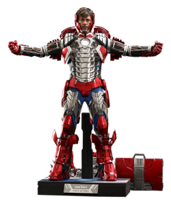 *PREORDER* Iron Man 2: TONY STARK (MARK V SUIT UP VERSION) DELUXE 1/6 by Hot Toys