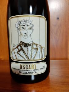 Oscarì Alghero Torbato Spumante Brut Metodo Classico 2017 cl.75 - Sella & Mosca