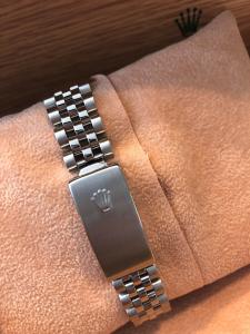 Orologio secondo polso Rolex Datejust31mm