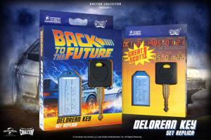 Back To The Future Replica 1/1 DELOREAN KEY by Doctor Collector