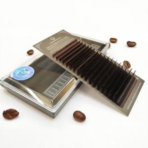 Ciglia Cacao Marrone Scuro 0,07mm