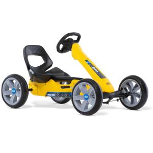 Go kart a pedali BERG Reppy Rider Giallo