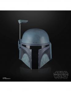 Star Wars Black Series Premium Electronic Helmet: MANDALORIAN DEATH WATCH by Hasbro