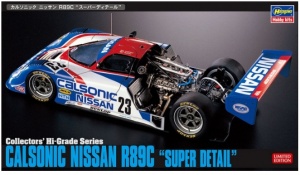 Calsonic Nissan R89C