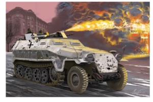 Sd.Kfz.251/16 Ausf.C Flammpanzerwagen