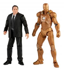 *PREORDER* Marvel Legends Series The Infinity saga: HAPPY HOGAN & IRON MAN MARK XXI by Hasbro