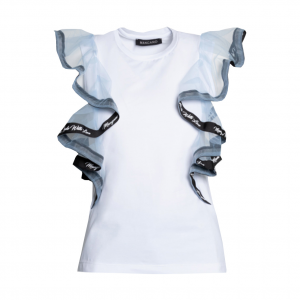 T-SHIRT BYN/TULLE