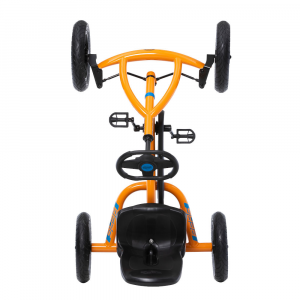 Go kart veicolo a pedali per bambini BERG Toys  Buddy B-Orange