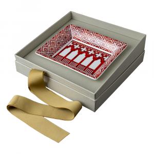 Svuotatasche in Giftbox   Le loze dei bei palassi   Venezia 1600