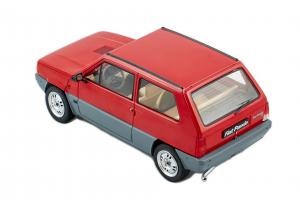 Fiat Panda 30 Red 1980 - 1/18 KK