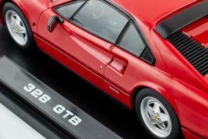 Ferrari 328 Gtb Red 1985 - 1/18 KK