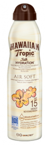 HAWAIIAN TROPIC SPRAY AIRSOFT SPF15