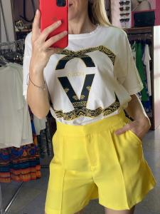 Tshirt Over Vicolo Bandana