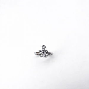 Anello in argento 925 baby